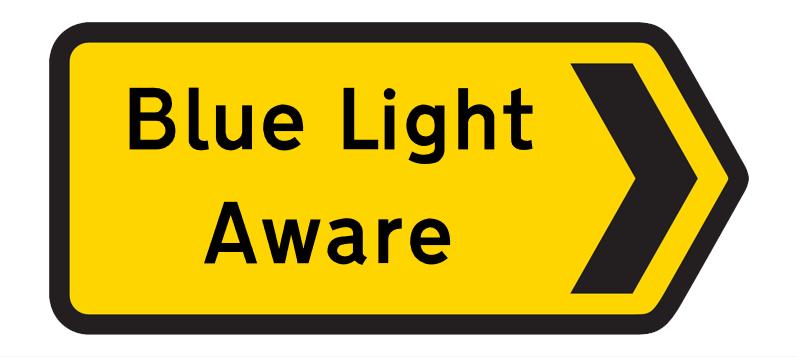 Blue Light Aware