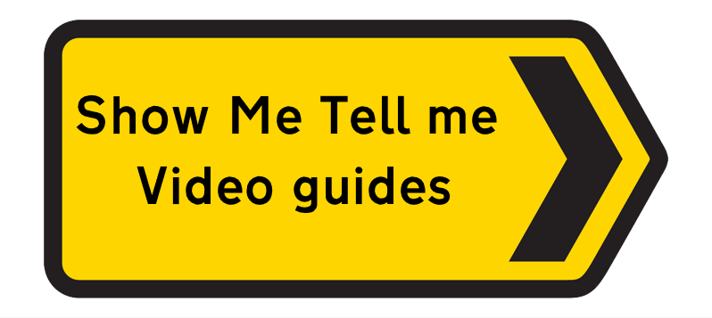 Show Me Tell Me Video Guides